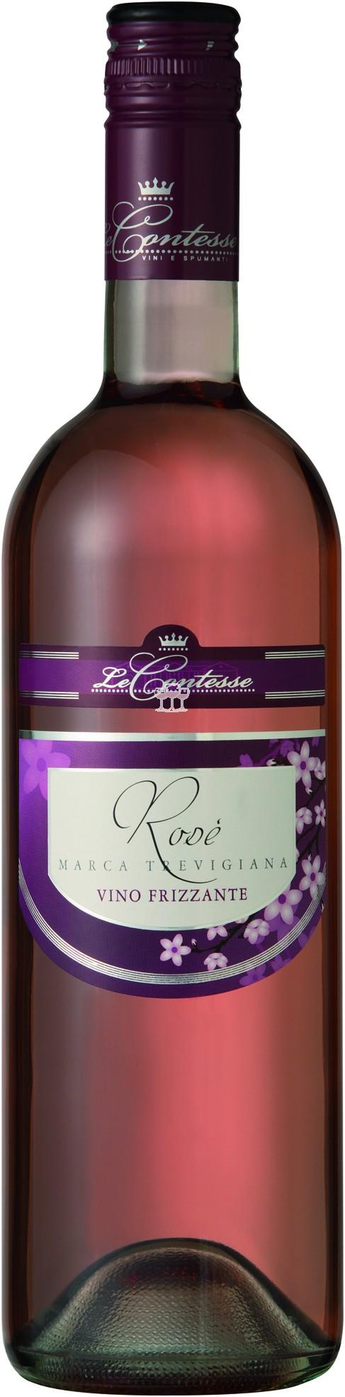 Pinot Rosè Frizzante IGT Marca Trevigiana Italien trocken