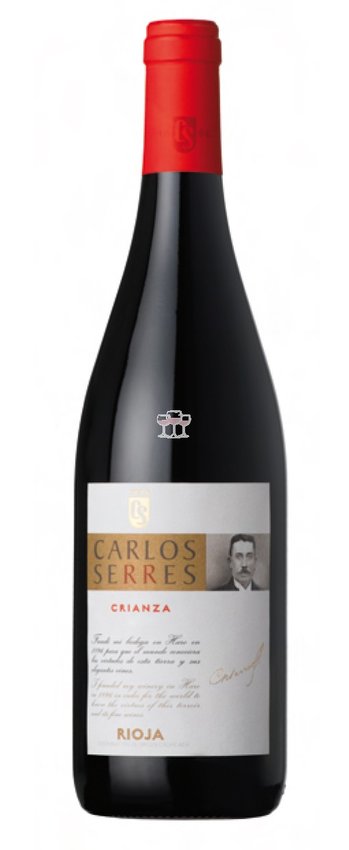 Carlos Serres Crianza