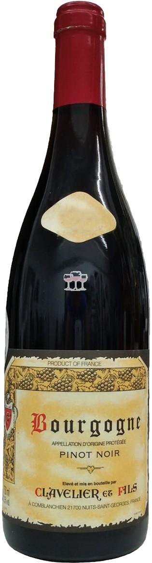 Clavelier et Fils Pinot Noir Bourgogne