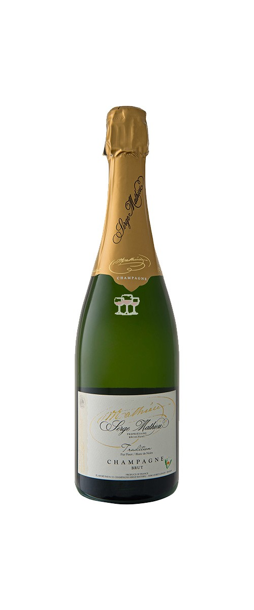 Champagner Cuveé Tradition von Serge Mathieu