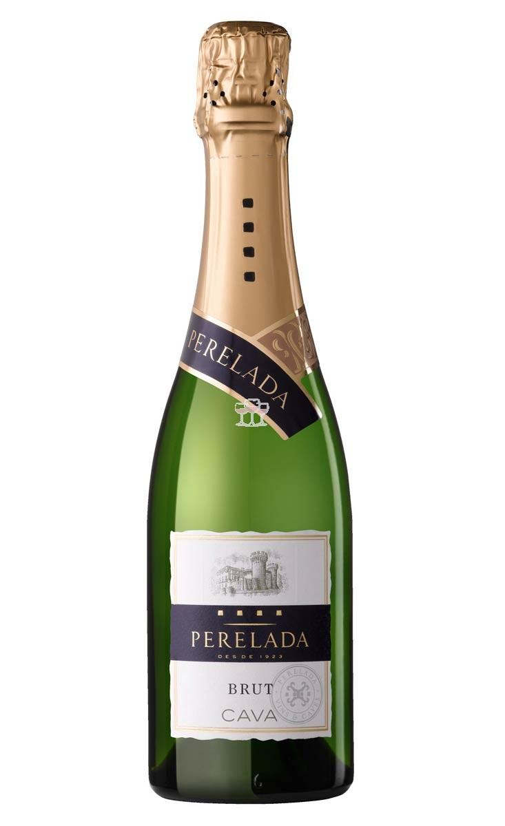 Castillo Perelada Cava Brut 37,5 cl Flasche