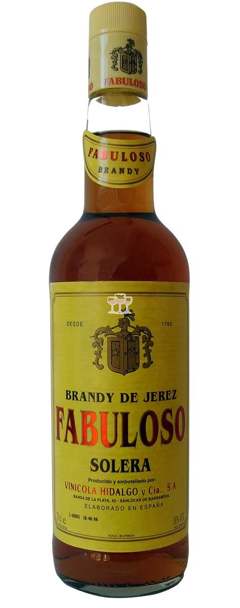 Hidalgo Fabuloso Solera Brandy