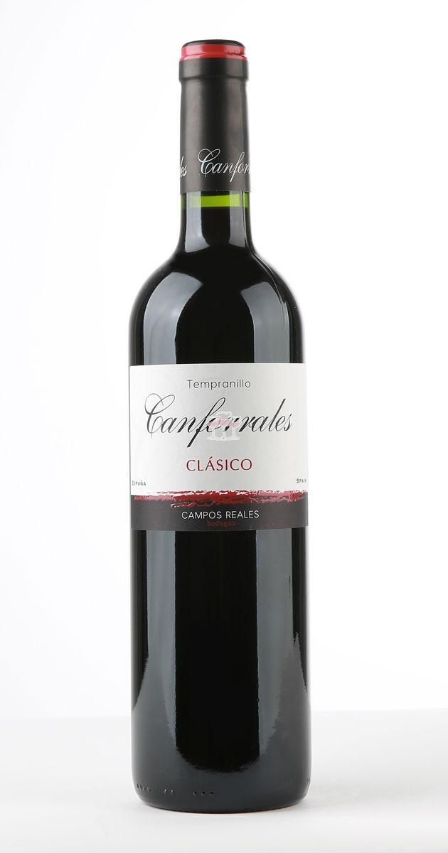 Canforrales Tempranillo Clasico