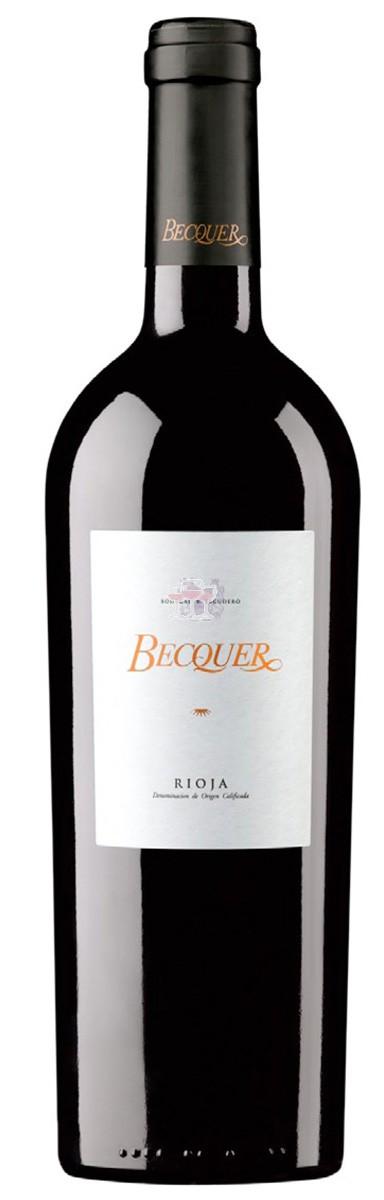 Bodegas Escudero Becquer Tinto de Autor DOCa Rioja Wein Spanien